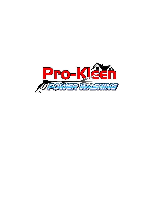 Pro Kleen Power Washing LLC logo