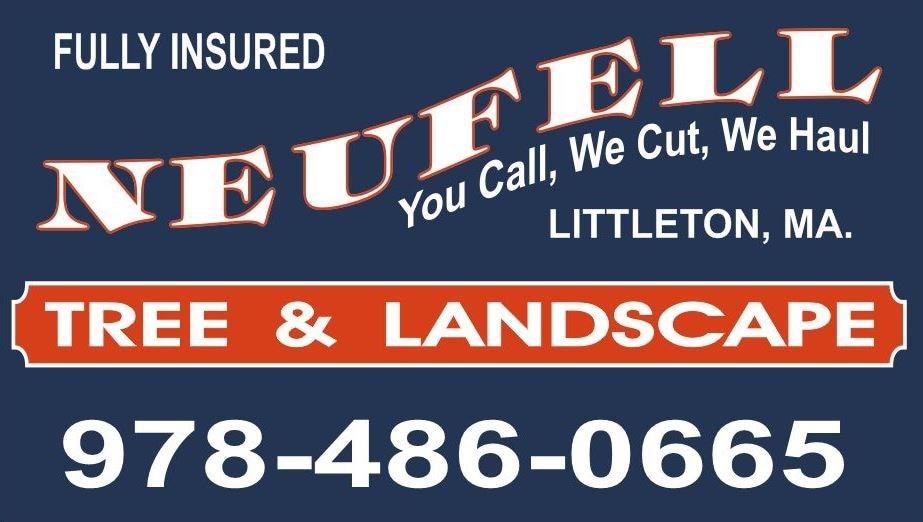 Neufell Tree & Landscape logo
