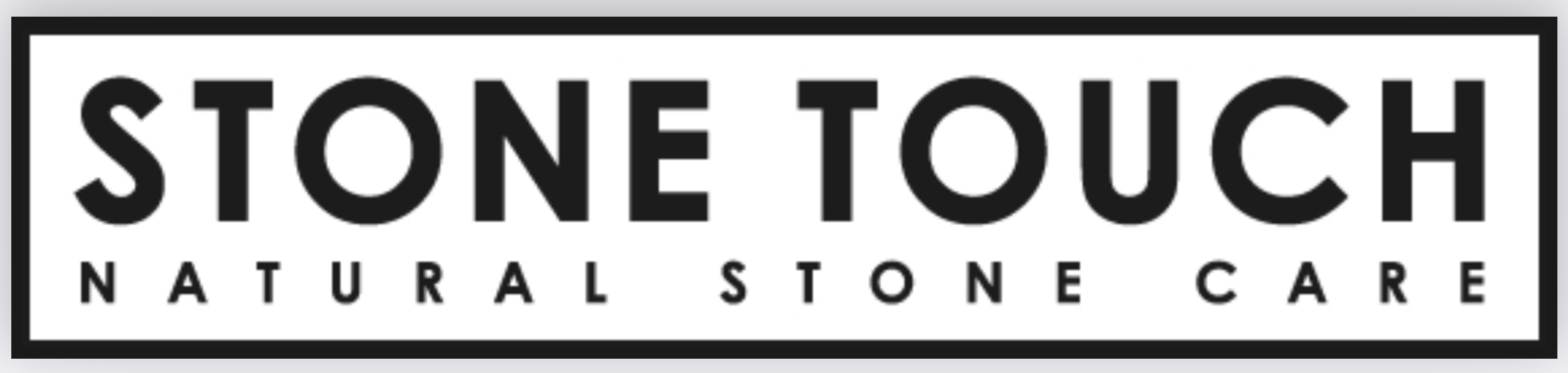 Stone Touch Natural Stone Care logo