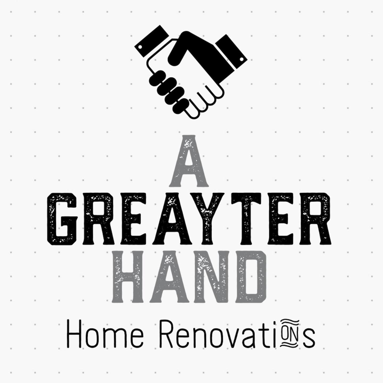 A Greayter HAND LLC logo