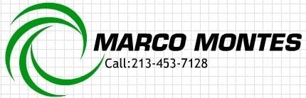 Marco Montes logo