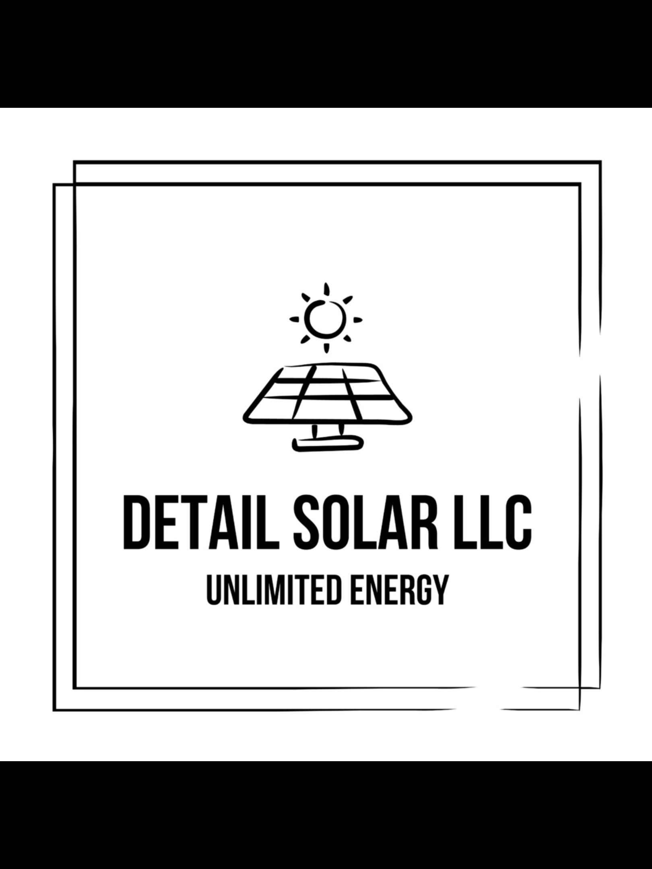 Detail Solar, LLC logo