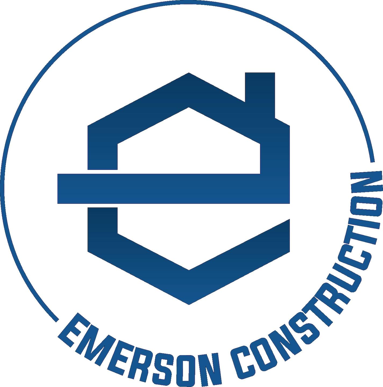 Emerson Construction logo