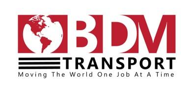 BDM Transport LLC logo