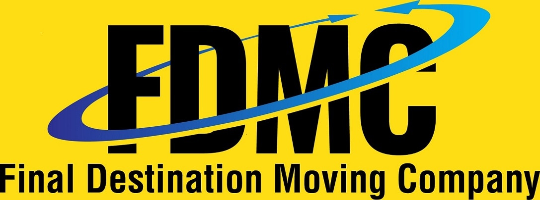 Final Destination Moving Company logo
