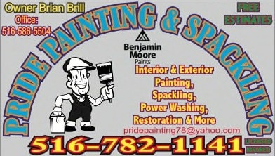 Pride Painting & Spackling Home Improvement Inc logo