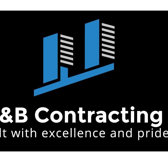 B&B Contracting  logo