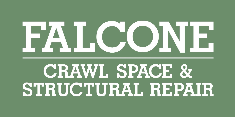 Falcone Crawl Space & Structural Repair logo