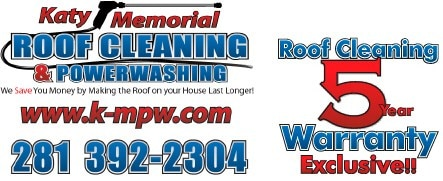 Katy Memorial Roof Cleaning & Power Washing logo
