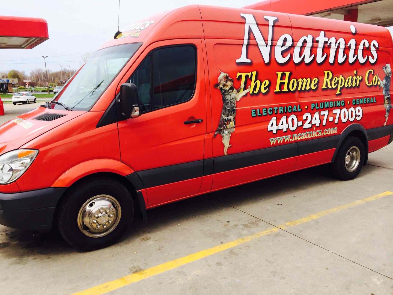 Neatnics The Home Repair Co logo