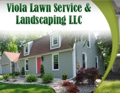 Viola Lawn Service and Landscaping LLC logo