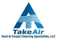 TakeAir Duct & Carpet Cleaning Specialists LLC logo