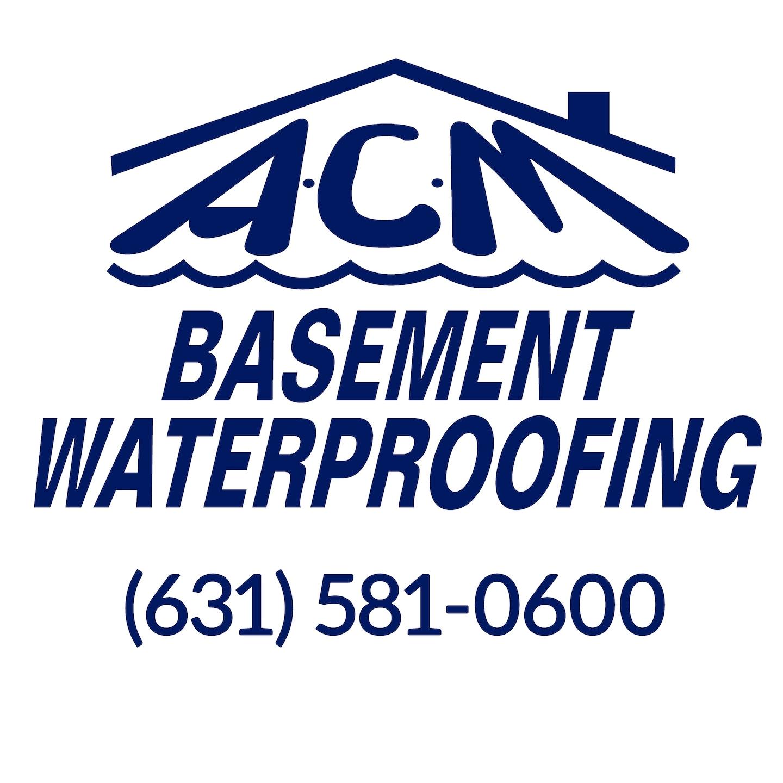 ACM Basement Waterproofing logo