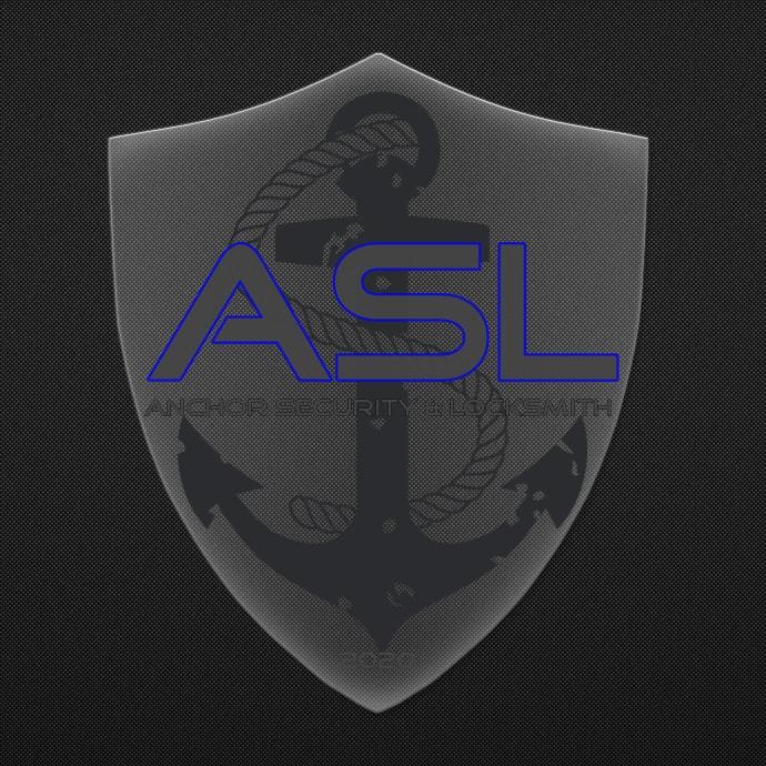 Anchor Security & Locksmith logo