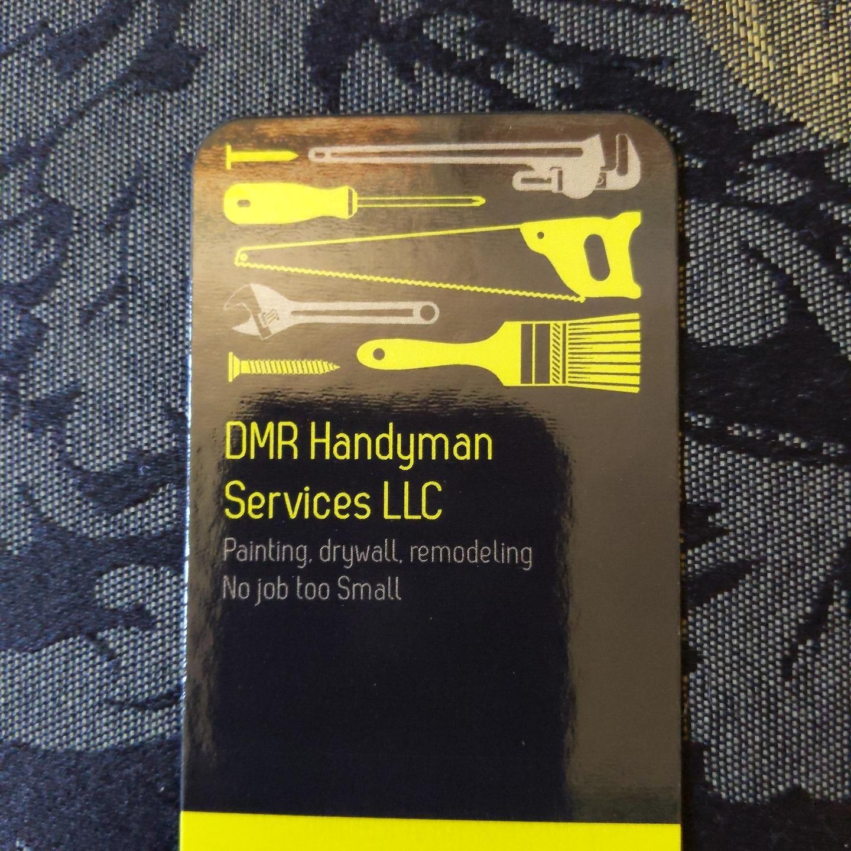 DMR Handyman Services LLC logo