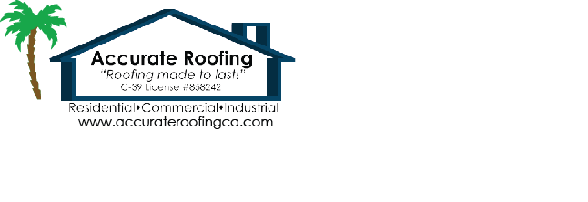 Accurate Roofing logo