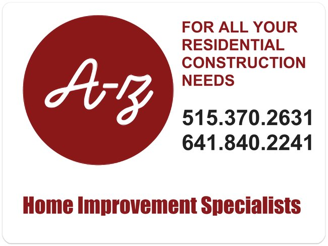 A-Z Home Improvement Specialists logo