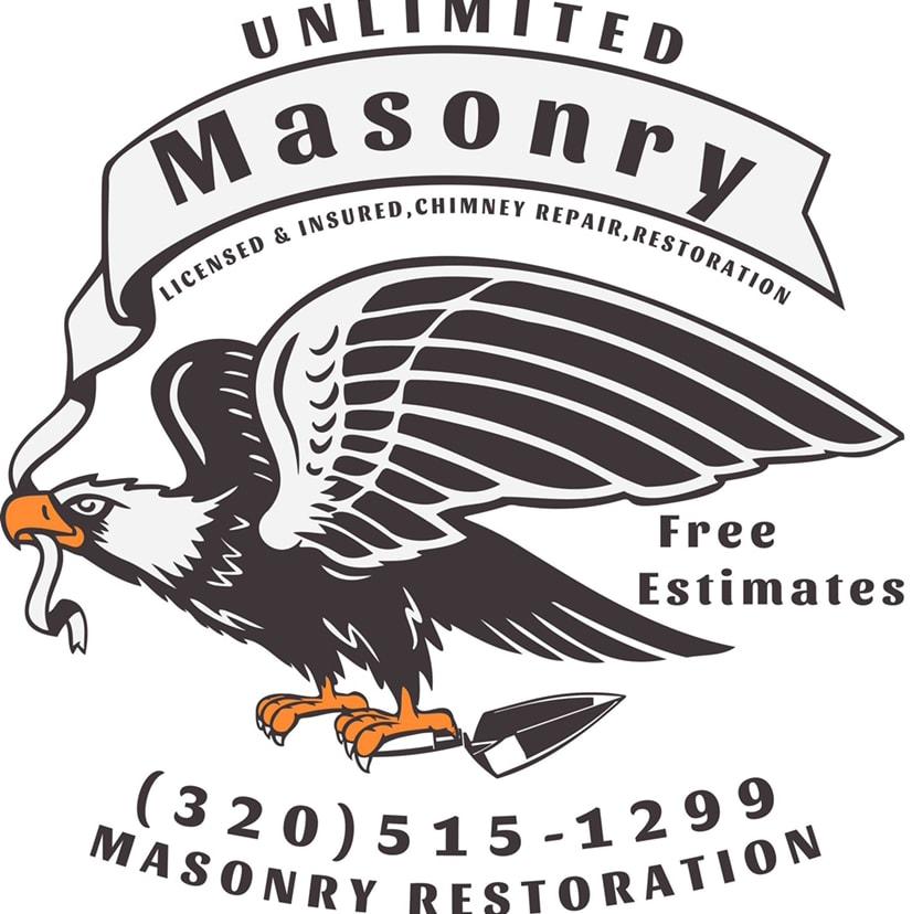 Unlimited Masonry LLC logo