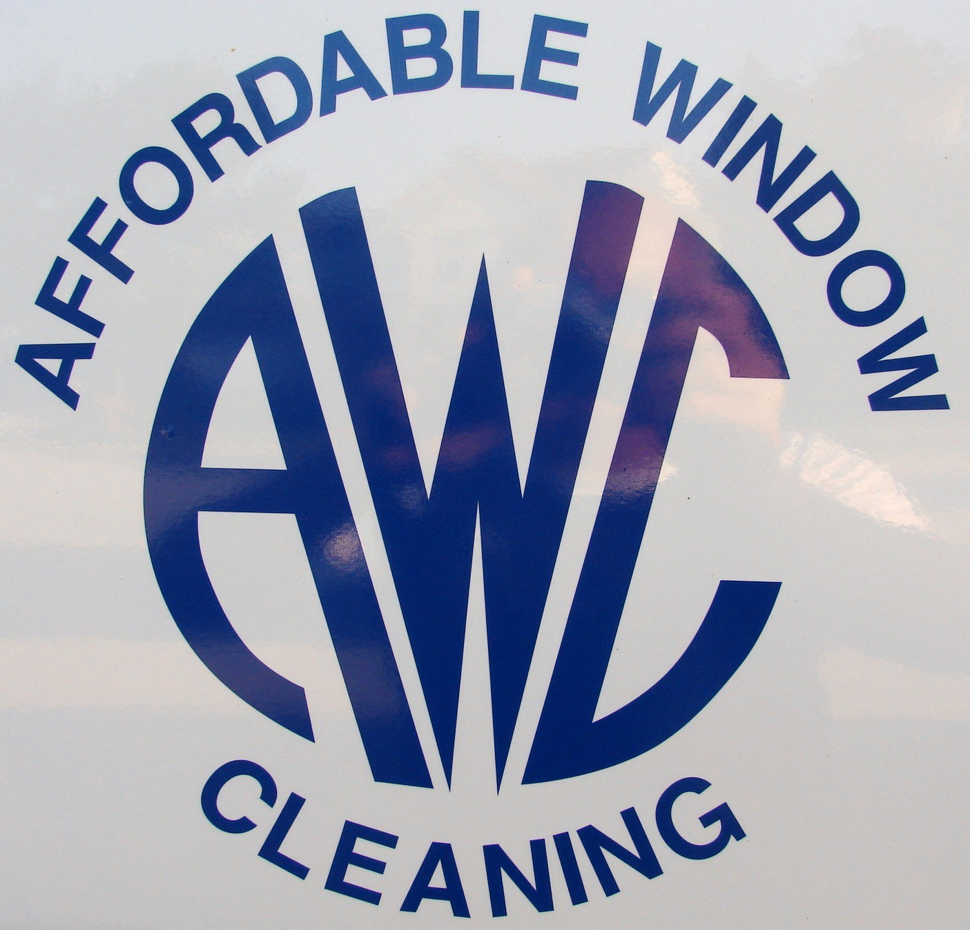 Affordable Window Cleaning logo