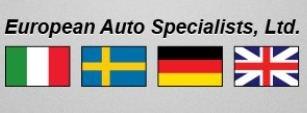 EUROPEAN AUTO SPECIALISTS LTD logo