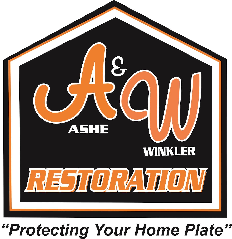 Ashe & Winkler Restoration logo
