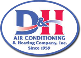 D&H Air Conditioning & Heating Co logo