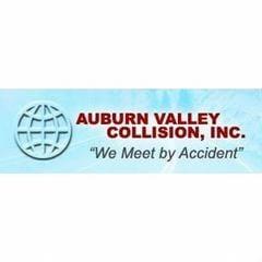 Auburn Valley Collision logo