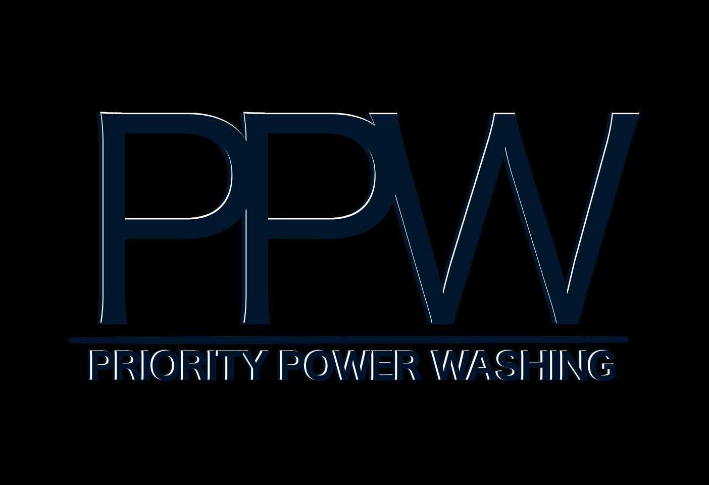 Priority Power Wash logo