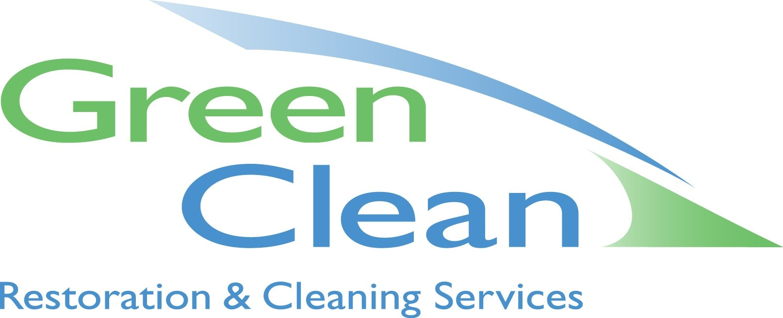 Green Clean Restoration & Carpet Care logo