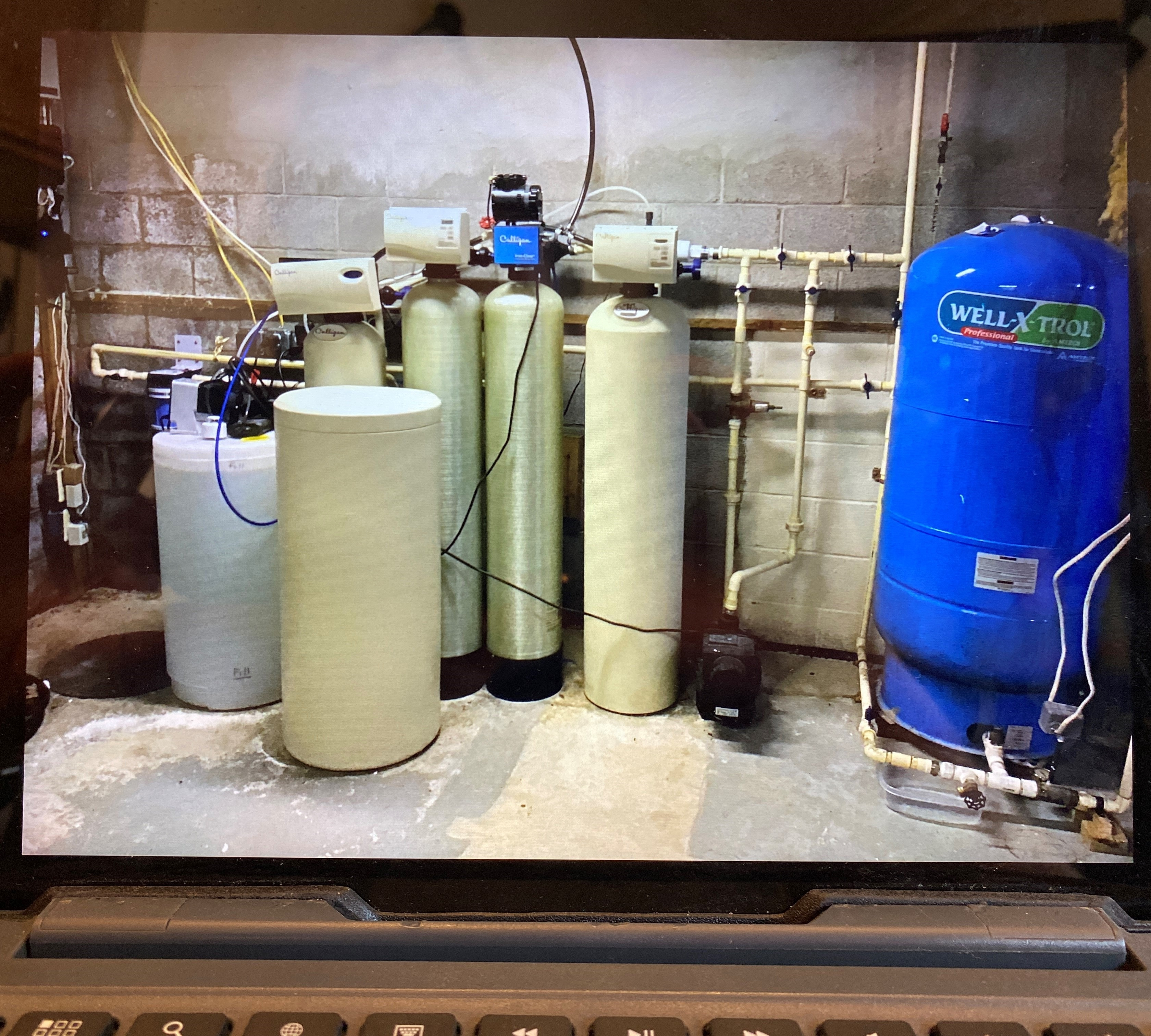 Water Treatment System Instalation