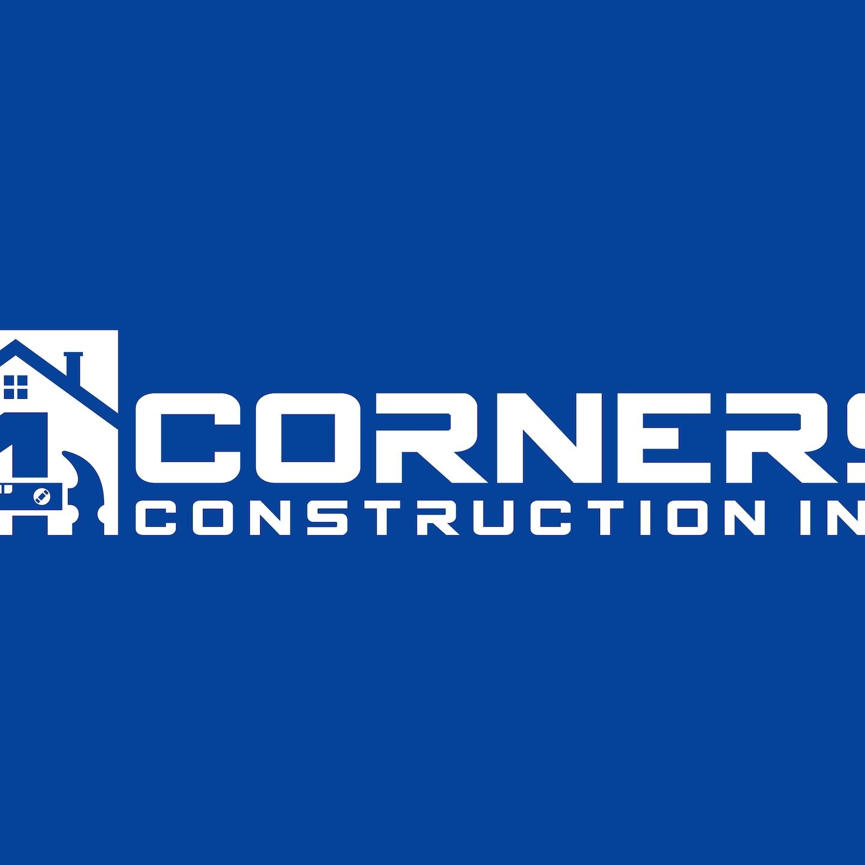 4 Corners Construction inc. logo