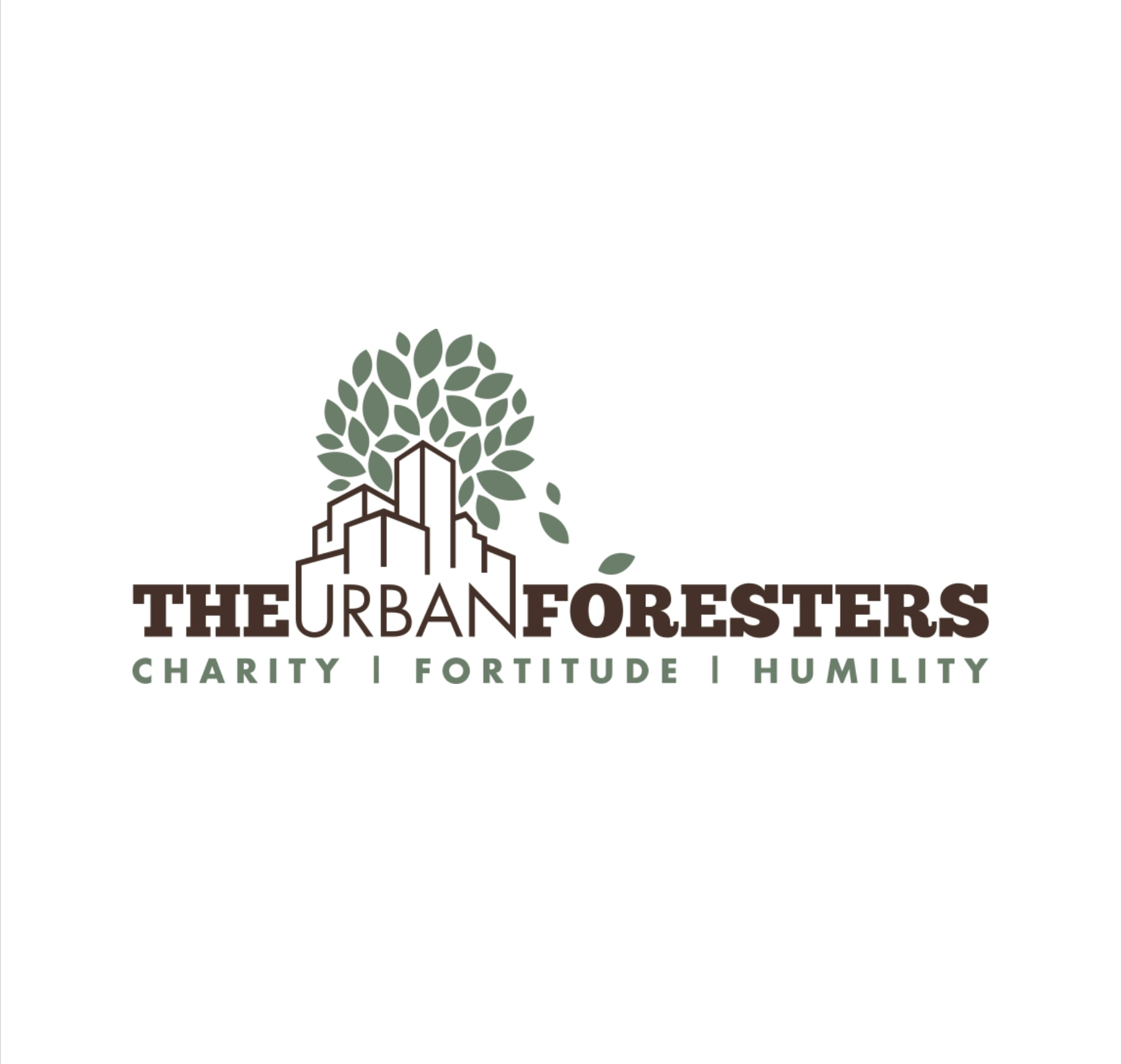 The Urban Foresters logo