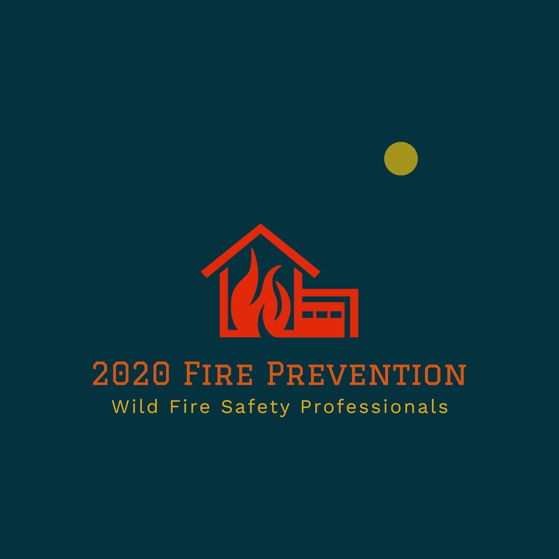 2020 Fire Prevention logo