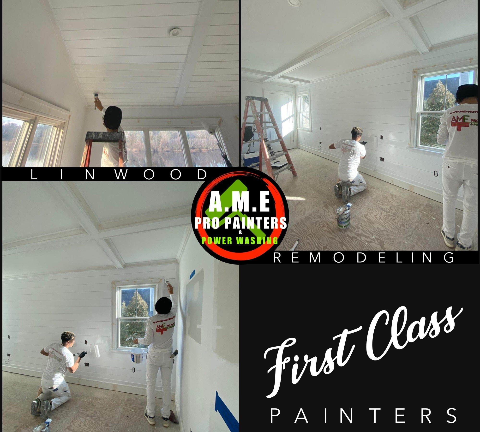 Second floor remodeling - Quality House Painting - Linwood NJ