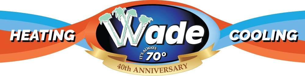 Wade Heating & Cooling Inc logo