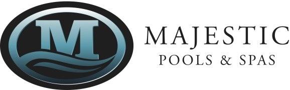 Majestic Pools & Spas logo