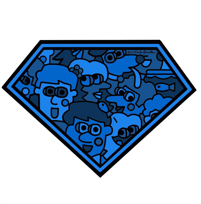 Blue Diamond Painting logo