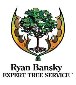 RYAN BANSKY EXPERT TREE SERVICE logo