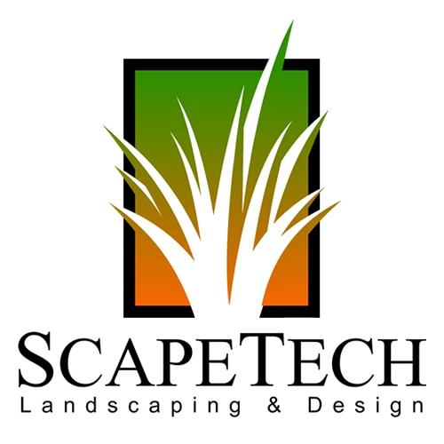 ScapeTech Landscaping & Design logo
