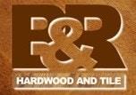 B & R Hardwood & Tile logo