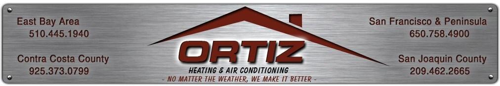Ortiz Heating & Air Conditioning logo