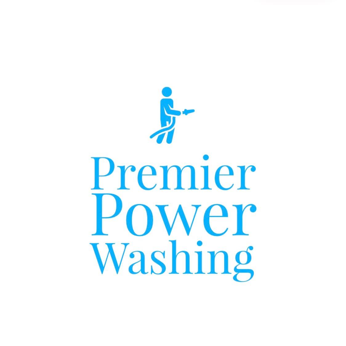 Premier Power Washing logo