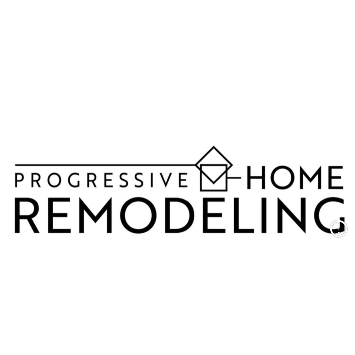 Progressive Home Remodeling logo