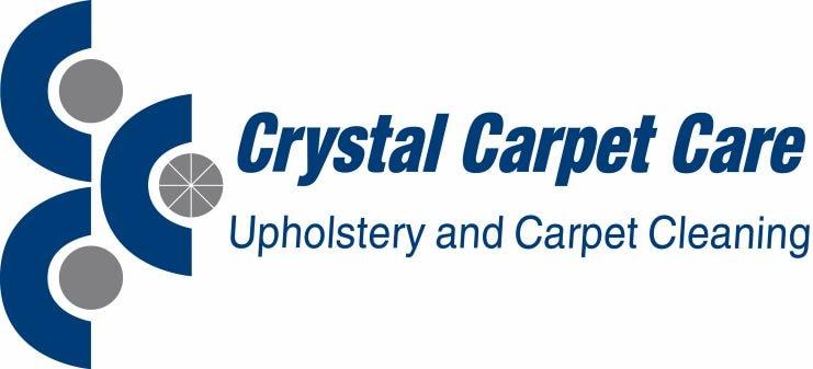 CRYSTAL CARPET CARE logo