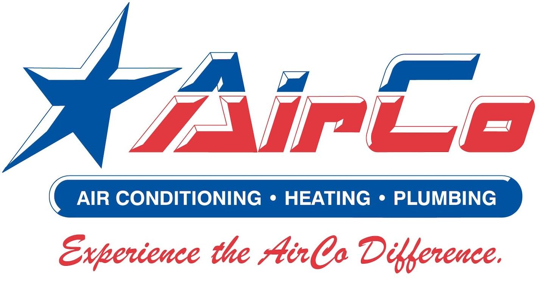 AirCo Air Conditioning Heating & Plumbing logo