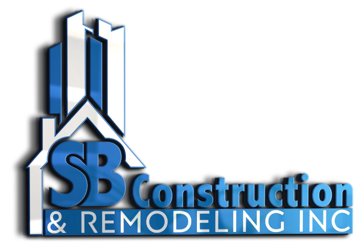 SB Construction & Remodeling logo
