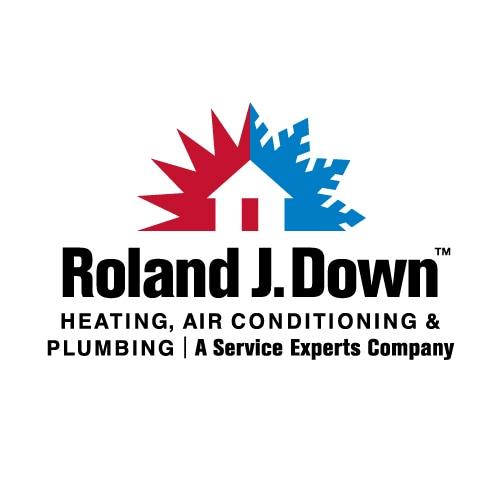 Roland J Down Service Experts logo