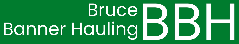 Bruce Banner Hauling logo