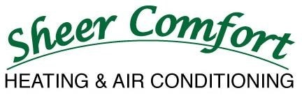 Sheer Comfort Heating & Air Conditioning Inc logo