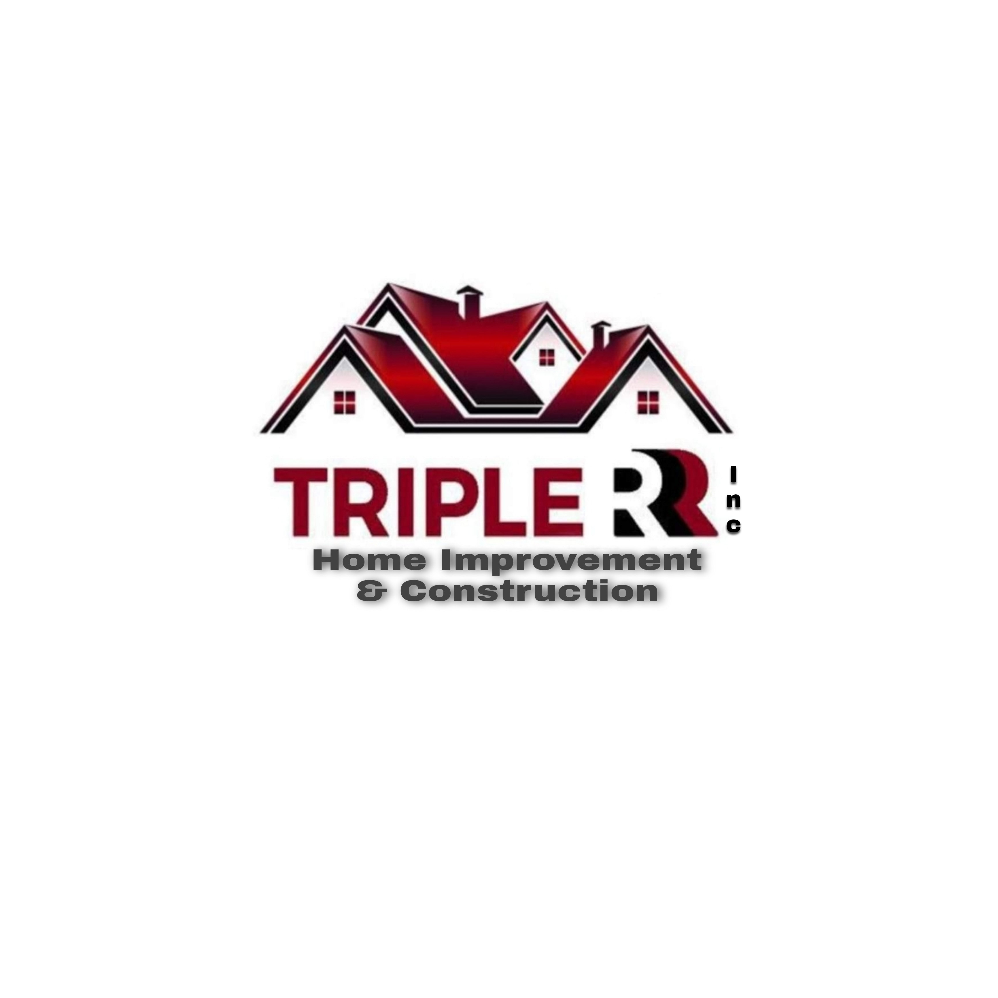 Triple R Home Improvements and Construction INC.  logo
